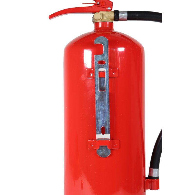 Sehr Feuerlöscher - Pulver GP-6x ABC mit Halterung, 6 kg Pulverlöscher - F YZ62